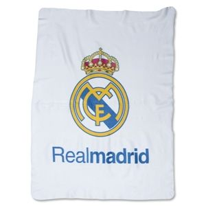 hidden Real Madrid Fleece Blanket