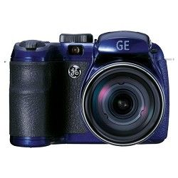 General Electric Power PRO X550 BL Digital Camera with 16MP, 15X Optical Zoom, 2