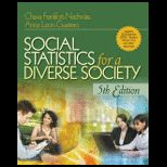 Social Statistics for a Diverse Society   With SPSS CD