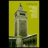 History of the Maghrib in the Islamic Period