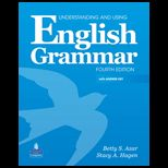 Understanding and  English Grammar   With Answers   With 2 CDs