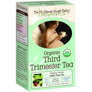 Earth Mama Angel Baby Organic Third Trimester Tea    16 bag