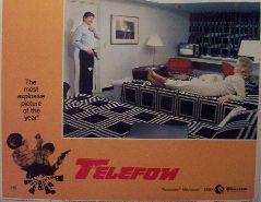 Telefon (Original Lobby Card   #7) Movie Poster
