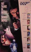 The James Bond Collection (Video Poster) Movie Poster