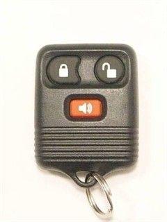 2001 Lincoln Navigator Keyless Entry Remote   Used