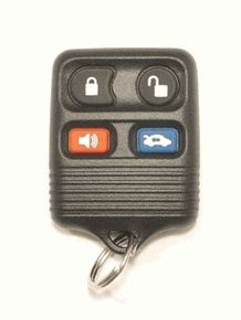 1995 Lincoln Continental Keyless Entry Remote   Used