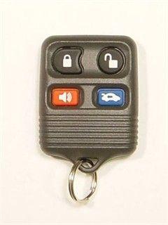 1998 Lincoln Mark VIII Keyless Entry Remote