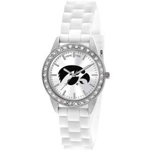 Iowa Hawkeyes Game Time Pro Womens Frost Watch