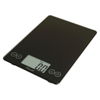 Escali Arti Digital Scale   Black