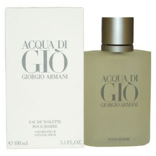Mens Acqua Di Gio by Giorgio Armani Eau de Toilette Spray   3.4 oz
