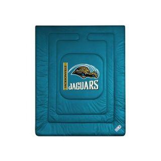 Jacksonville Jaguars Comforter   Full/ Queen