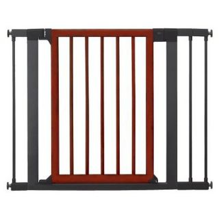 Munchkin Deco Wood and Steel Designer Gate   Safety Gate