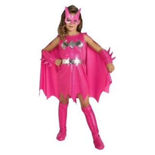 Girls Batgirl Costume