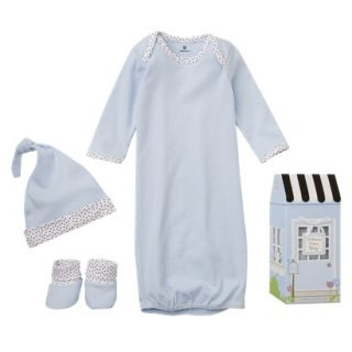 Baby AspenWelcome Home Baby 3 Piece Layette Set  0 6 months