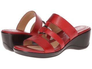 Naturalizer Teena Womens Sandals (Red)