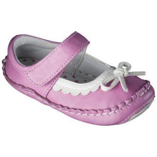Infant Girls Genuine Kids from OshKosh Alaina Mary Jane Shoes   Pink 2