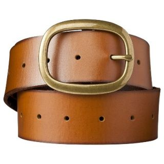 Mossimo Supply Co. Classic Jean Belt With Holes   M