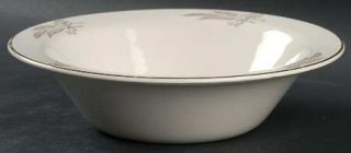 Lifetime Prairie Gold 9 Round Vegetable Bowl, Fine China Dinnerware   Gold Whea