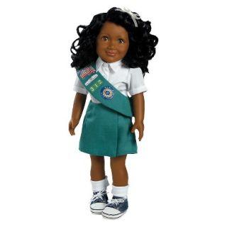 Adora Play Doll Kayla   Girl Scout Jr. 18 Doll & Costume