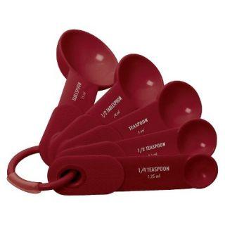KitchenAid Measuring Spoons   Red