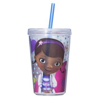 Zak Designs Doc McStuffins To Go Tumbler Set of 2