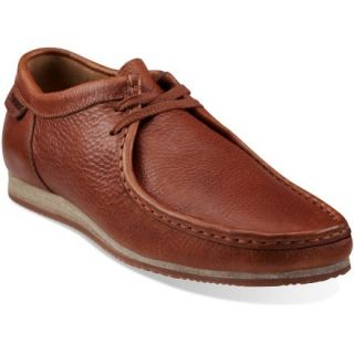 Clarks Wallabee Run Shoes  Mens,  TAN LEATHER,  10