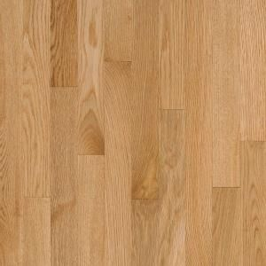 Bruce Oak Rustic Natural 3/4 in. Thick x 2 1/4 in. Wide x Random Length Solid Hardwood Flooring (20 sq. ft. / case) C131