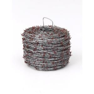 Red Brand 1 in. x 1,320 ft. Barb Wire 85566