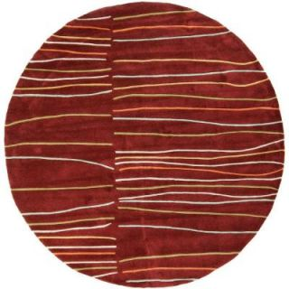 Artistic Weavers Quinlan Moss 8 ft. Round Area Rug Quinlan 8RD