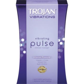 Trojan Vibrations Massager, Initmate