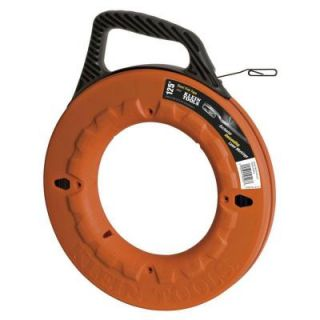 Klein Tools Depthfinder 125 ft. Steel Fish Tape 56003