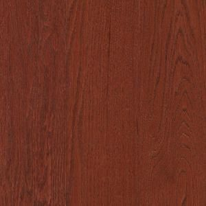 Mohawk Raymore Oak Cherry 3/4 in. Thick x 5 in. Wide x Random Length Solid Hardwood Flooring (19 sq. ft./case) HCC58 42