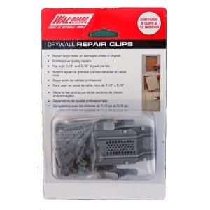 Wal Board Tools Drywall Repair Clip (6 Pack) 54 014