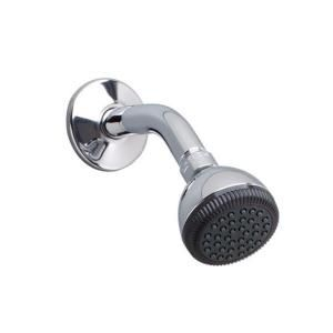 American Standard 1 Spray 3 in. Easy Clean Showerhead in Polished Chrome 8888.075.002