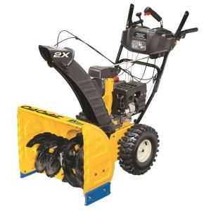 Cub Cadet 24 in. Two Stage Electric Start Gas Snow Blower with Headlight DISCONTINUED 2X 524 WE