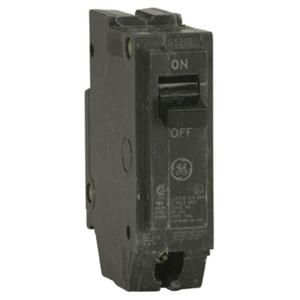 GE Q line 50 Amp 1 in. Single Pole Circuit Breaker THQL1150