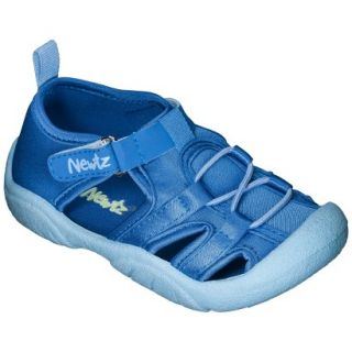 Toddler Boys Newtz Water Shoes   Blue 11 12