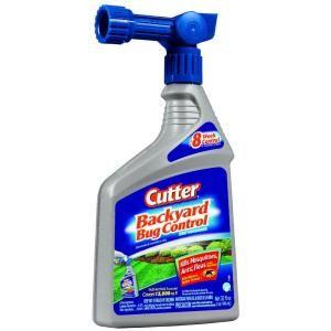 Cutter 32 fl. oz. Backyard Bug Control Spray Concentrate HG 61067 2