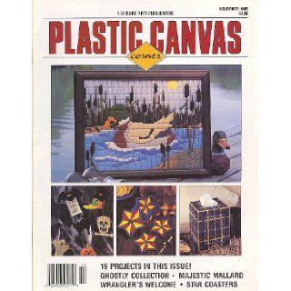 Plastic Canvas Corner Volume 7, Number 1 November 1995 (A Leisure Arts Publication, Volume 7, Number 1): Books