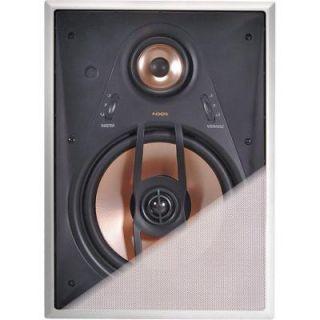 NXG Pro Series 8 in. 150 Watt 3 Way In Wall Speaker System NX W8.3 P
