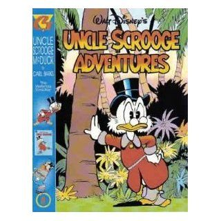 Walt Disney's Uncle Scrooge Adventures in Color (Uncle Scrooge McDuck) (Number 8): Carl Barks: Books