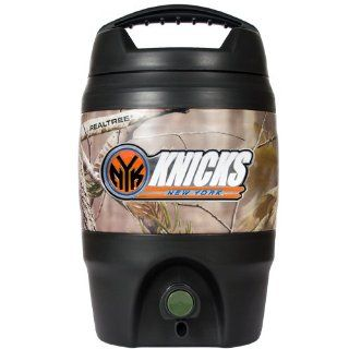 NBA New York Knicks Open Field 1 Gallon Tailgate Jug  Sports Fan Thermoses  Sports & Outdoors