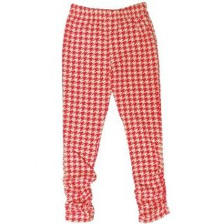 French Toast Girls 2T 4T Print Legging (3T, Pink): Leggings Pants: Clothing
