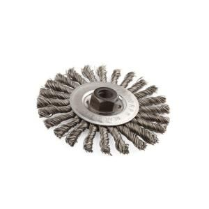 Lincoln Electric 6 in. Knotted Wire Wheel Brush KH306
