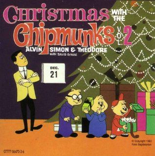Christmas With the Chipmunks 2: Music