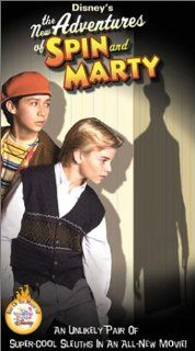 The New Adventures of Spin & Marty [VHS]: David Gallagher, Charles Shaughnessy, Jeremy Foley, Yancy Butler, Dan Zukovic, Brian Markinson, Lynda Boyd, Judd Nelson, Tim Considine, David Stollery, Tamsin Kelsey, Brian Jensen, Robert McLachlan, Rusty Cundi