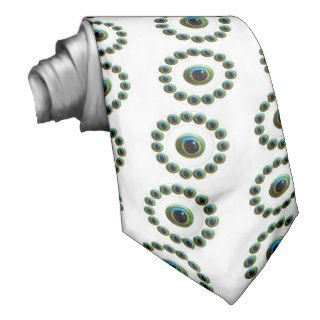 Will Kill Evil   Dragon's Eye Collection Neck Ties