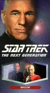 Star Trek   The Next Generation, Episode 141: Tapestry [VHS]: LeVar Burton, Gates McFadden, Gabrielle Beaumont, Robert Becker, Cliff Bole, Timothy Bond, David Carson, Chip Chalmers, Richard Compton, Robert Iscove, Winrich Kolbe, Peter Lauritson, Robert Leg