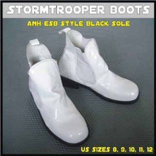 Stormtrooper Boots for Star Wars Stormtrooper Armor ANH/ESB US Size 10 : Other Products : Everything Else