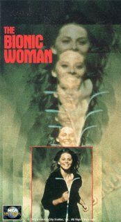 The Bionic Woman (pilot) [VHS]: Lee Majors, Lindsay Wagner, Richard Anderson, Richard Moder: Movies & TV